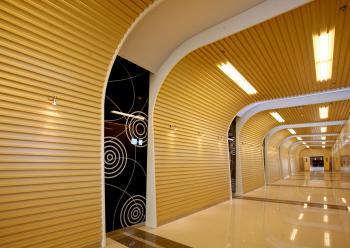 Tấm trần, Tường nhôm M-140
